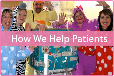 how we help patients